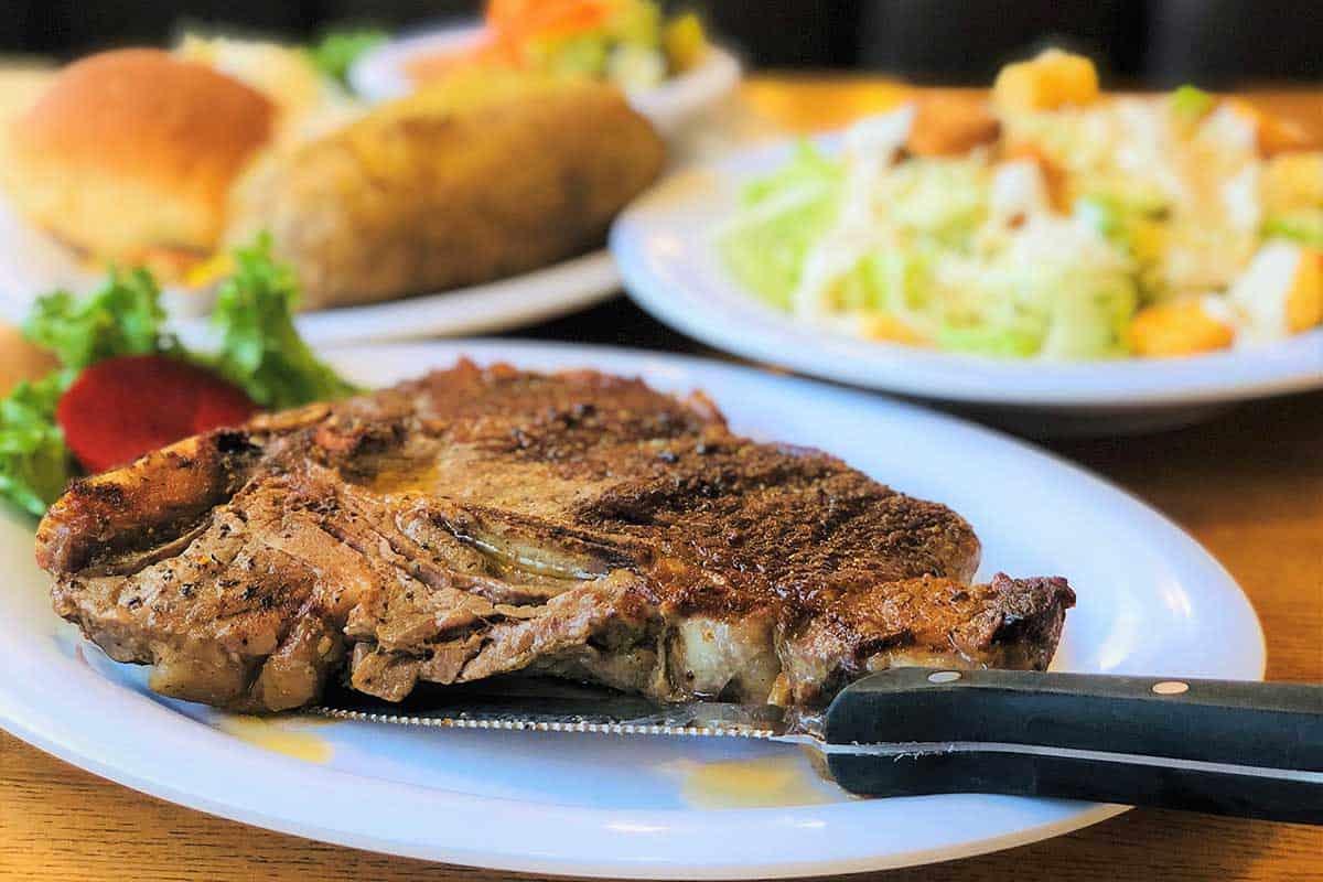 24oz T-Bone Steak