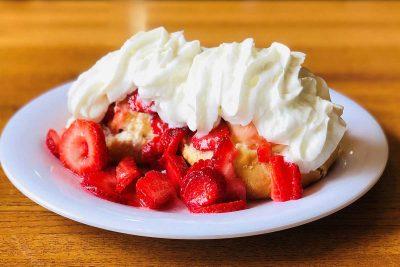 Strawberrry Shortcake