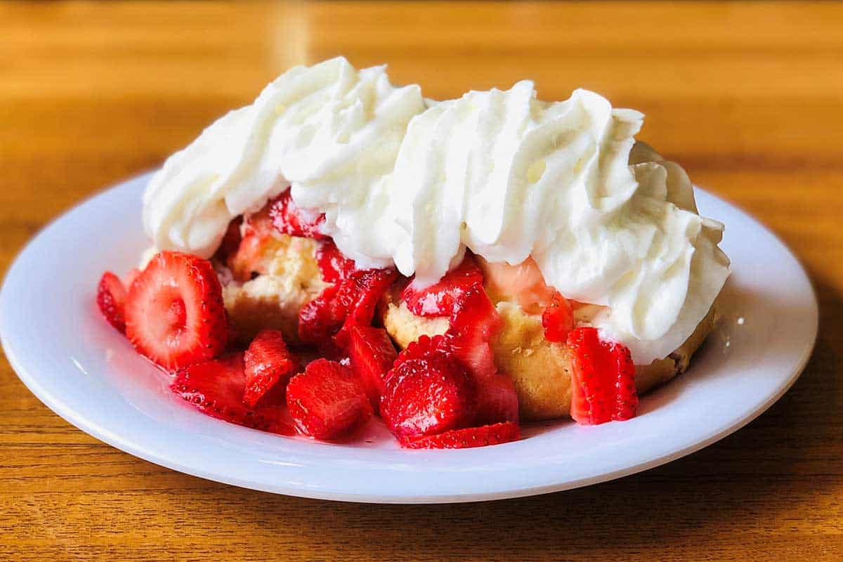 Strawberrry Shortcake