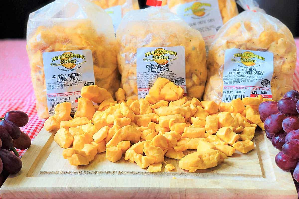 Yellowstone Cheese Curds